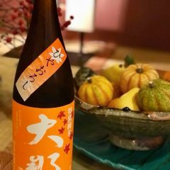 大那 特別純米 ひやおろし (栃木)