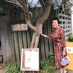 鴨下 知美さんの個展に行って来ました!